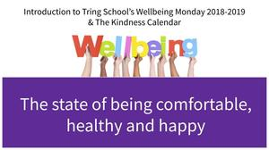 Wellbeing intro 2018 2019