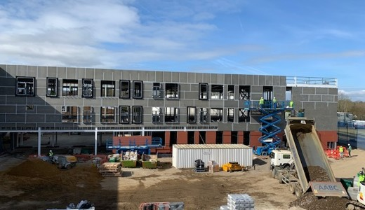 Tring School New Build
