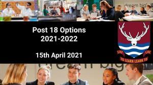 Post 18 launch y12 april 2021