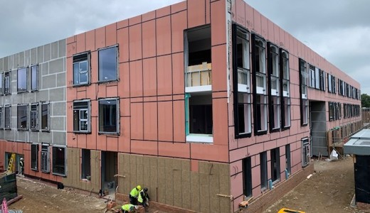 Tring School New Build