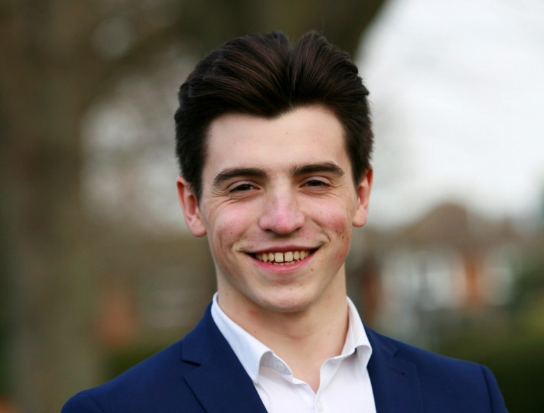 Tim - Head Boy 2019-20